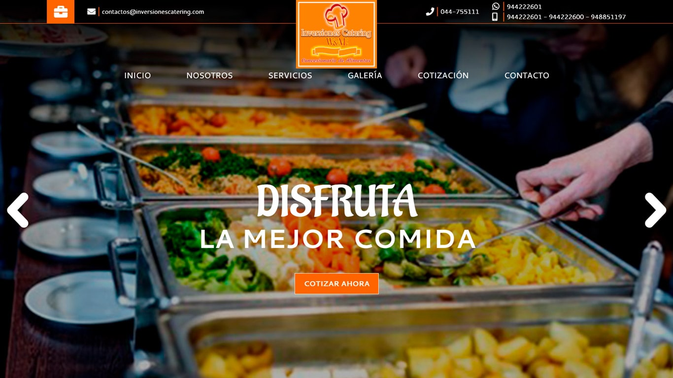 Inversiones Catering