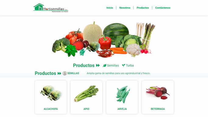 HORTISEMILLAS